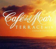 CAFE DEL MAR-TERRACE MIX 2 CD NEU