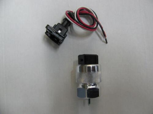 "3 3//8/"" Universal Digital Memory Speedometer Blue LED Gauge Black Bezel USA Made"