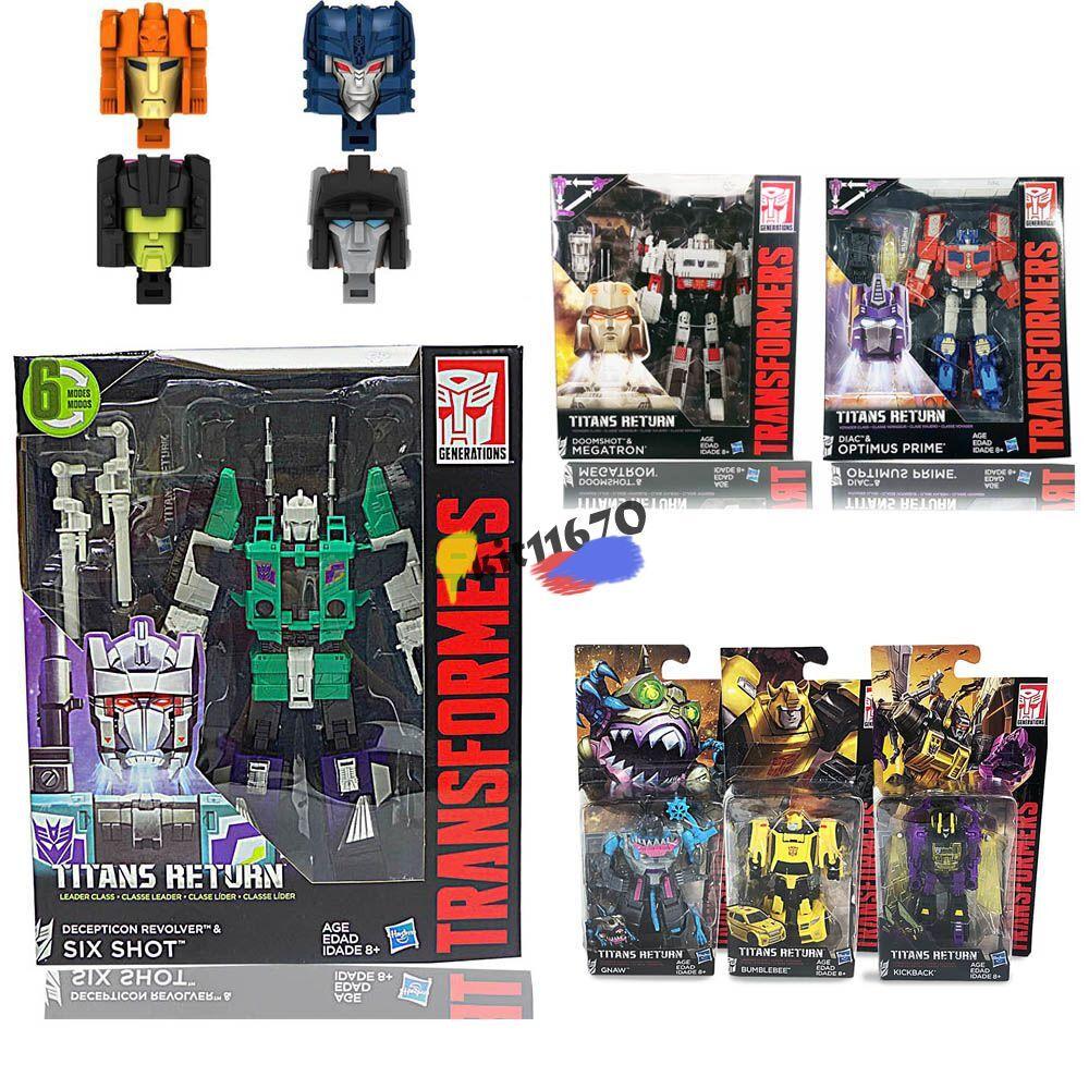 Transformers Titans return Wave 03 Genuine Hasbro Multiple Figures to Choose UK
