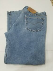 Wpl 501 Usa taglia Levi's In 423 Jeans vintage 42x32 Made 5q8ng