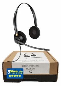 Plantronics-HW520-EncorePro-Wideband-Headset-89434-01-Brand-New-2-Yr-Warranty