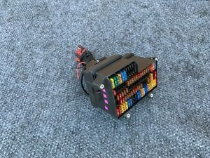 BENTLEY CONTINENTAL GT GTC (04-08) FUSE BOX RELAY JUNCTION OEM | eBay 2005 Bentley Gt Fuse Box eBay