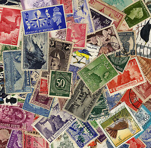 100-World-Stamps-All-Different-Good-Age-Country-Mix