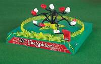Bachmann Ho Scale Operating Carnival Ride Kit Spider Ride With Motor