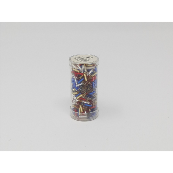 10 Cabujones Kawaii Kitsch 36mm Acrílico reverso plano-Mariposas de Colores Surtidos