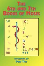 The 6th & 7th Books Of Moses: Moses' Magical Spirit-Art