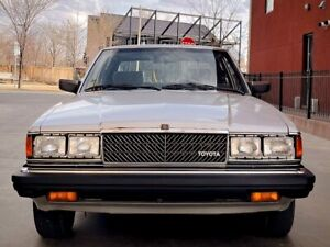 1981 Toyota Cressida Executive