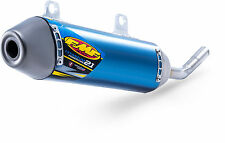 Blue Titanium PowerCore 2.1 Slip On Exhaust Silencer 025209 2017 KTM & 250-300