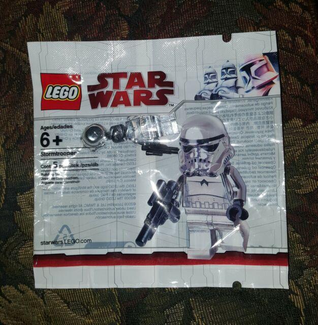LEGO ® Star Wars New Stormtrooper figure lot sw0997b 75262 20th Anniversary