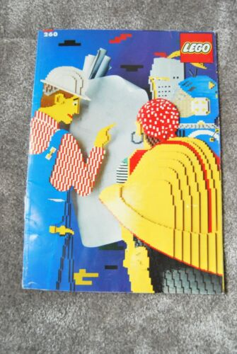 Diverse Original Lego Bauanleitungen