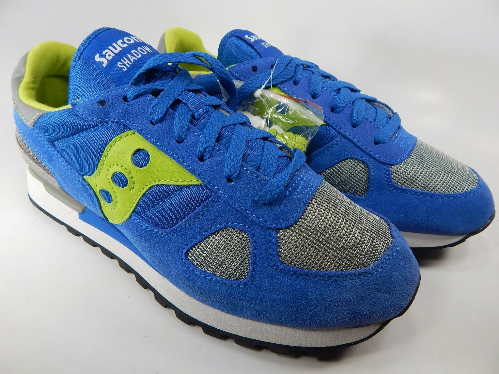 Saucony Shadow Original S2108-585 tamaño 9 m (D) EU 42.5 para hombres zapatos para correr azul