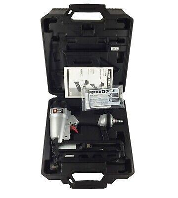 "Porter-Cable FN250C 1/""to 2-1//2/"" 16-Gauge Tool-Free Internal Piston Finish Nailer"