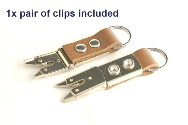 1 Pair Clips For Rolleiflex 2.8f 3.5e 2.8e 3.5f 3.5t 3.5c 2.8fx F4 Neck Strap En Quantité LimitéE