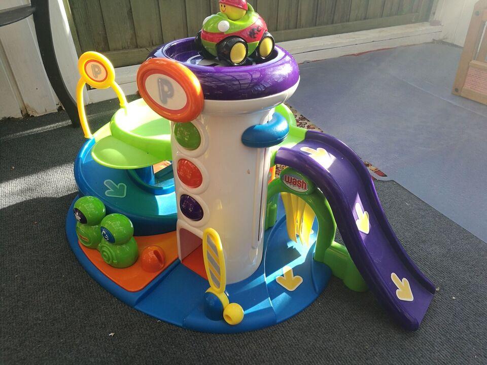 Andet legetøj, Bensintank aktivitets legetøj, Ukendt