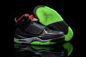 Details about Nike Air Jordan Shoes Children 4.5 Y Son of Mars Marvin the  Martian Sneaker C43 1d709db4b