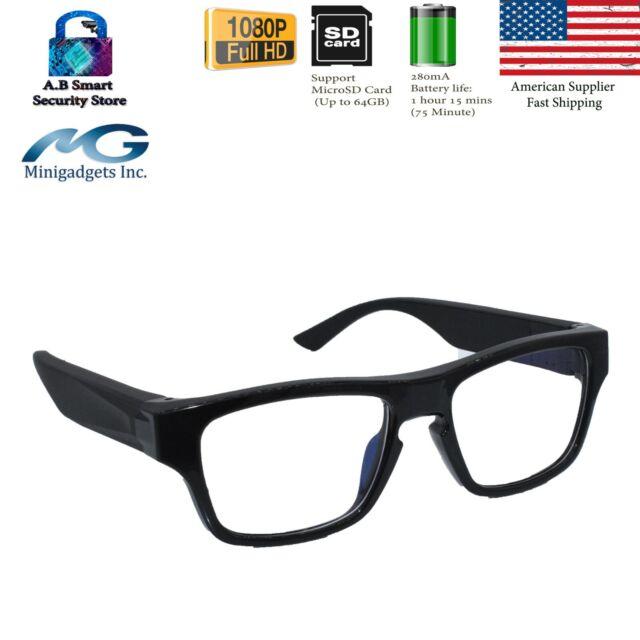 1080P Full HD Glasses Digital Camera DVR Camcorder Glasses Driving Recorder