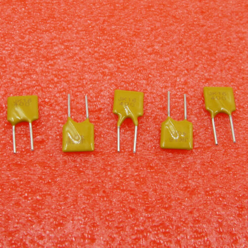 100PCS JinKe Polymer PPTC PTC DIP Resettable Fuse 16V 4A JK16-400