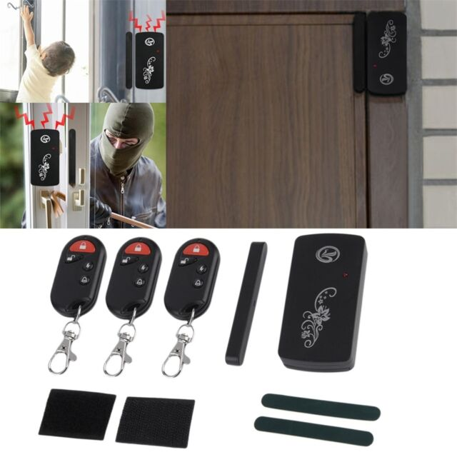 Remote Control Door Window Smart Magnetic Sensor Voice Alarm FK-9806C3 KZ
