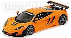 Mclaren-MP4-12C-GT3-Street-2012-Arancione-Lim-ed-600-Pezzi-1-43-Minichamps