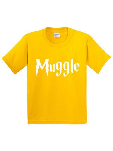 New Way 928 Youth T-Shirt Muggle Harry Potter Wizard Magic