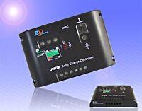 Digital 10a Solar Panel Cell Pwm Regulator Charger