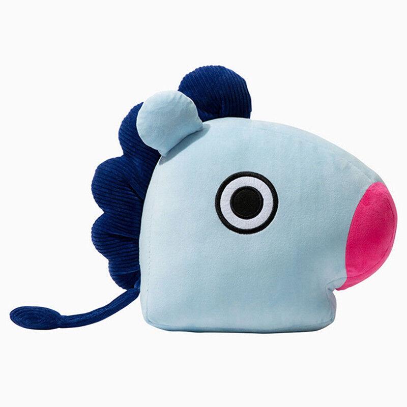 Plüsch Puppe Kissen Kind Spielzeug KPOP BTS BT21 TATA SHOOKY RJ SUGA COOKY JIMIN 7