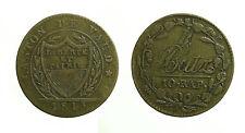 pci3491) SVIZZERA Swiss -  CANTON de VAUD - 1 Batzen (10 Rappen) 1813