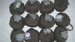 12-x-50-gm-Discontinued-Ry-Classic-Luxury-Cotton-Silk-DK-Knitting-Yarn-257-BiN