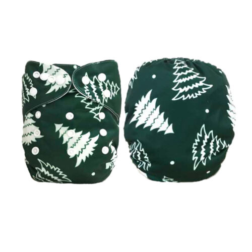2017 New Baby Cloth Diaper Nappy Reusable Thanksgiving Halloween Christmas