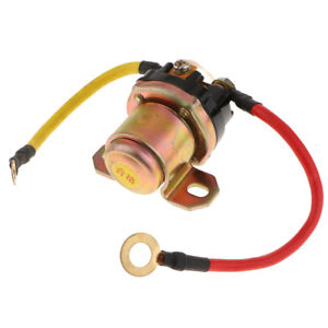 Universal Starter Relay Solenoid Switch Fit For Auto Car