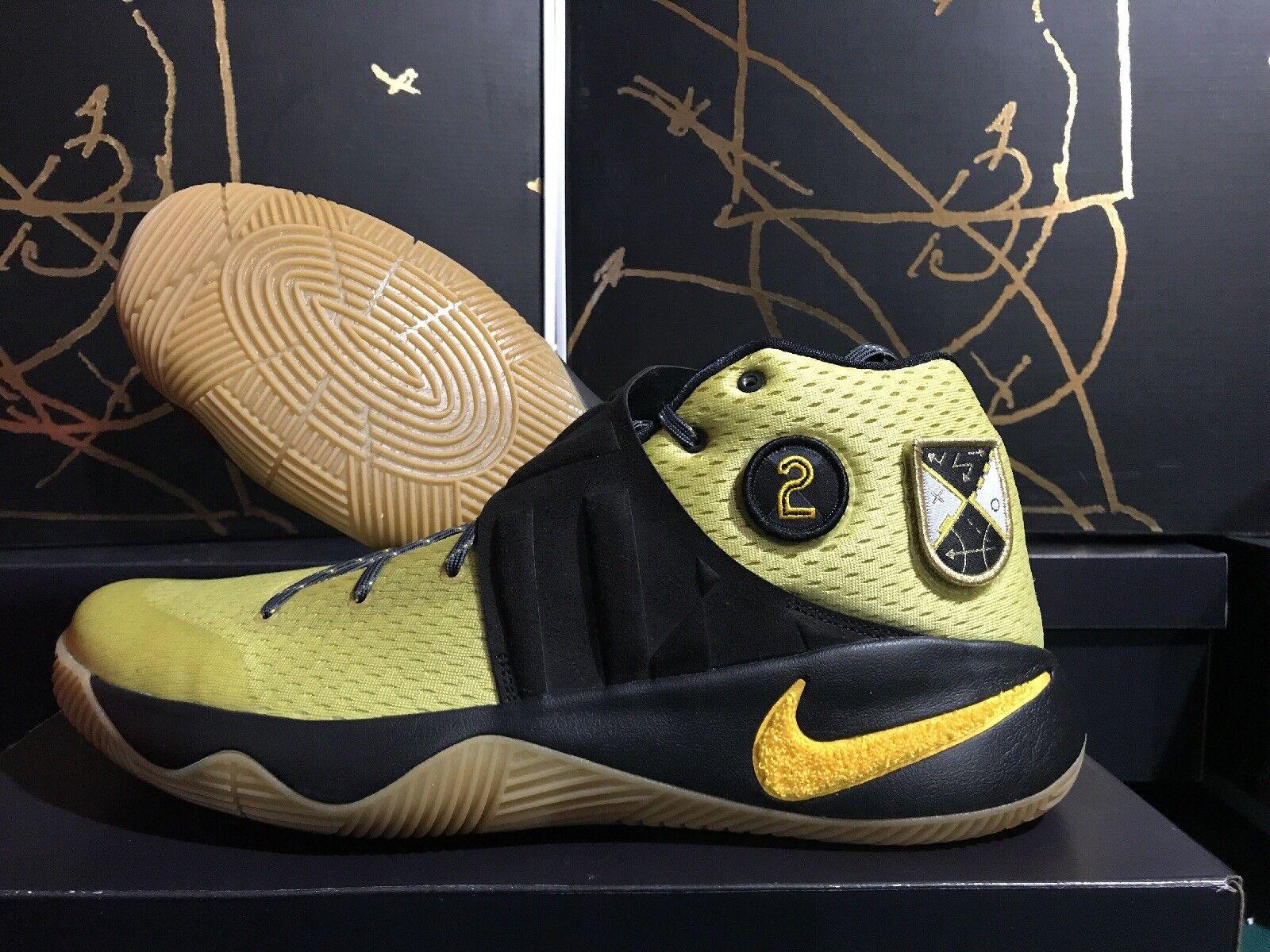 Nike kyrie 2 come la stella della squadra asg sedano / mais nero 835922-307 Uomo noi 14