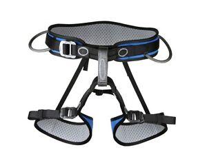 New-Climb-X-Pilot-Rock-Climbing-Harness-Sit-Safety-Belt