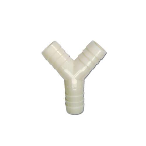 Universal Y-distributore FORCELLA PORTA 3weg LAVATRICE LAVASTOVIGLIE 19//19//19mmø