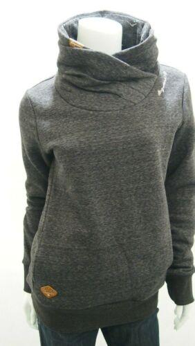 Ragwear Damen Sweat Anabelka Artikel 1921//30006 Sweatshirt hoher Kragen Neu
