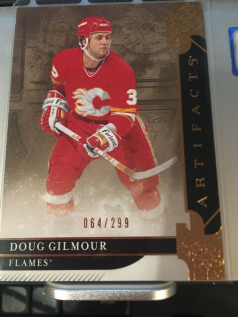 2019-20 UPPER DECK ARTIFACTS COPPER DOUG GILMOUR 64/299