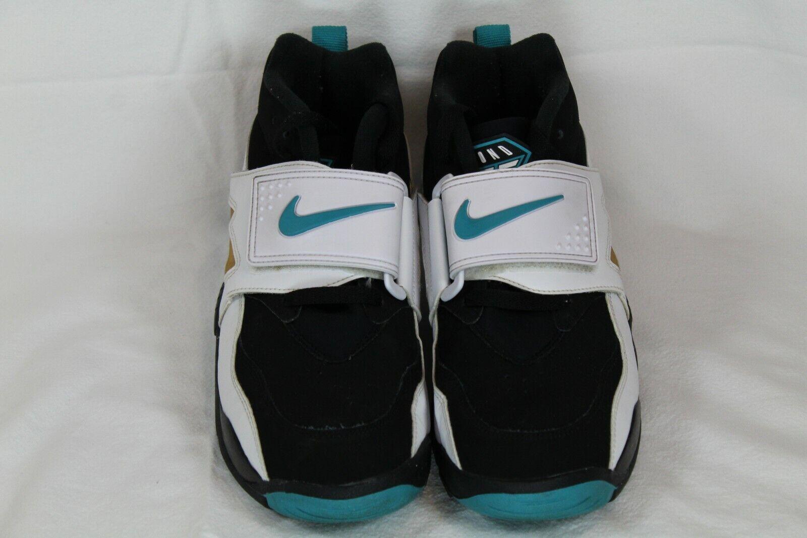 7b1a1145360b36 Nike Air Diamond Turf Emerald Size Size Size 9 309434-013 33212b ...