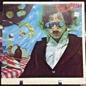 JOE-WALSH-But-Seriously-Folks-Album-Released-1978-Vinyl-Record-Collection-USA