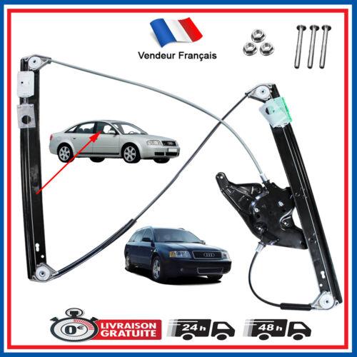 1997 à 2005 LEVE VITRE ELECTRIQUE AVANT DROIT PASSAGER AUDI A6 4B//C5