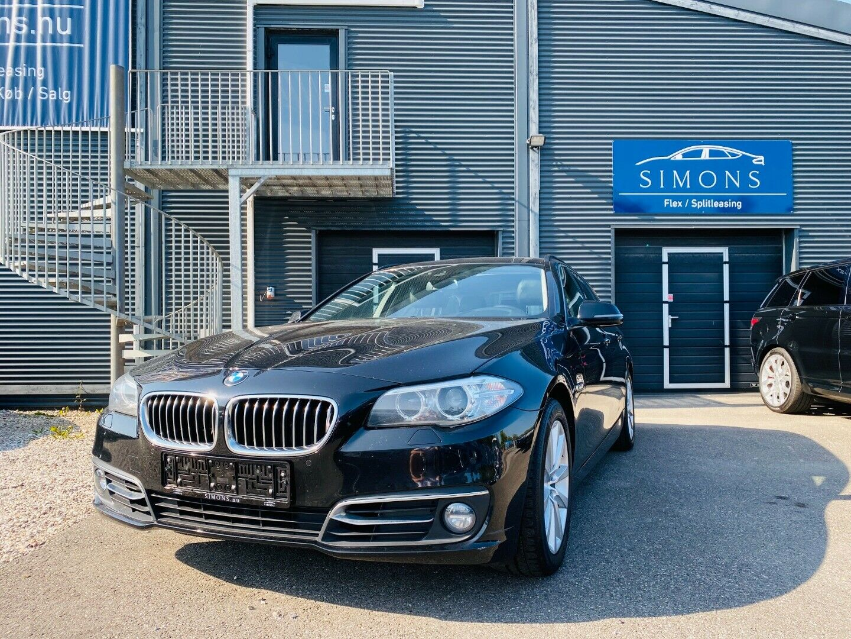 BMW 520d 2,0 Touring aut. 5d - 1.925 kr.