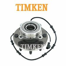 NEW Dodge Ram 2500 3500 4WD Front Wheel Bearing and Hub Assembly Timken HA590032