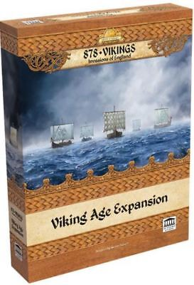 878 Vikings - Invasions Of England - Viking Age Espansione