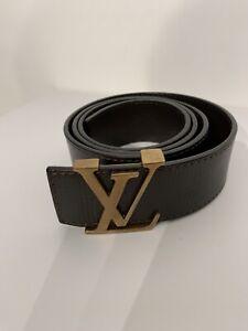 comprare popolare 40c23 311d1 Louis Vuitton Centuire IV Initiales 40 mm Cintura da Uomo usata | eBay