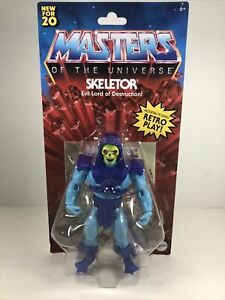Masters of the Universe - Origins - Skeletor - Action Figure - 2020 - NEW