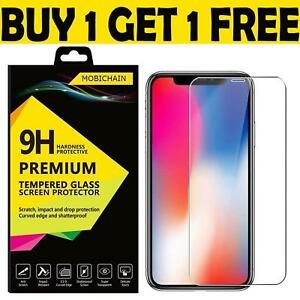 For-Apple-IPhone-XR-100-Genuine-Tempered-Glass-Film-Screen-Protector-New