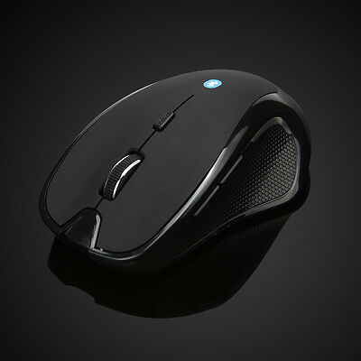 Ergonomic Optical Mouse Mice Bluetooth 3.0 1600DPI for Tablet PC Macbook