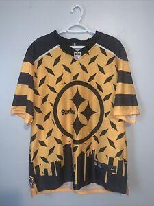 Pittsburgh Steelers #84 NFL Jersey Antonio Brown Size 48
