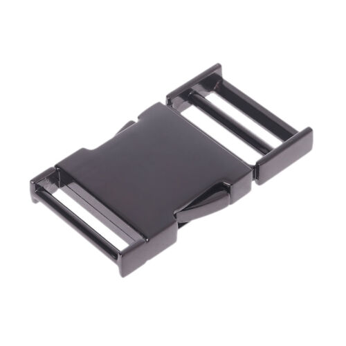Metal Arched Side Release Buckle For Backpack Straps Webbing 14mm 19mm 25mm 32mm
