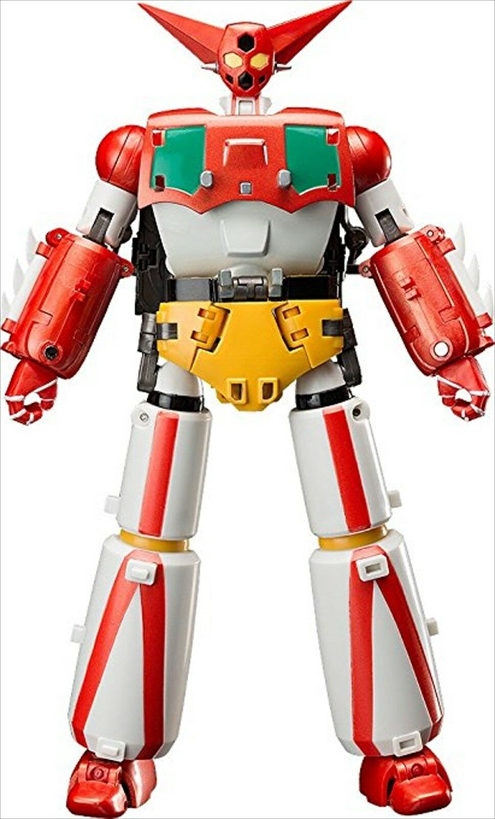 Getter Robo Dynamic Cambio Getter Robo R ABS de Metal Figura Pintada Japón Usado