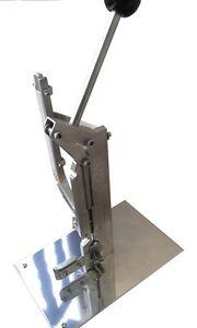 Manual U-shape Sausage Clipper Clipping Machine+8000 Buckles US