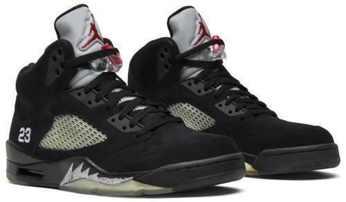 Size 13 - Jordan 5 Retro Metallic 2011